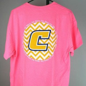 Tops - Tennessee Chattanooga Mocs Chevron T-Shirt